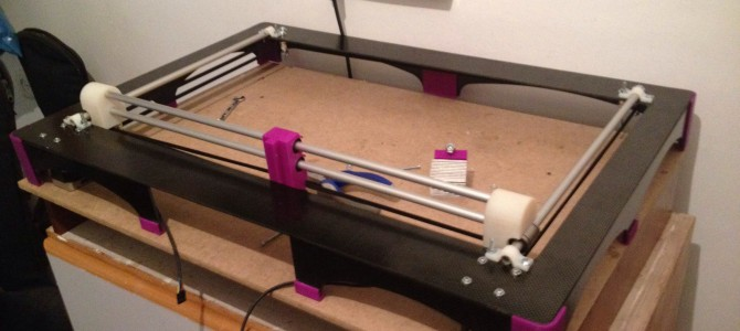 מכונה לחיתוך בלייזר – חלק 2
